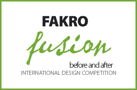 FAKRO fusion – before & after