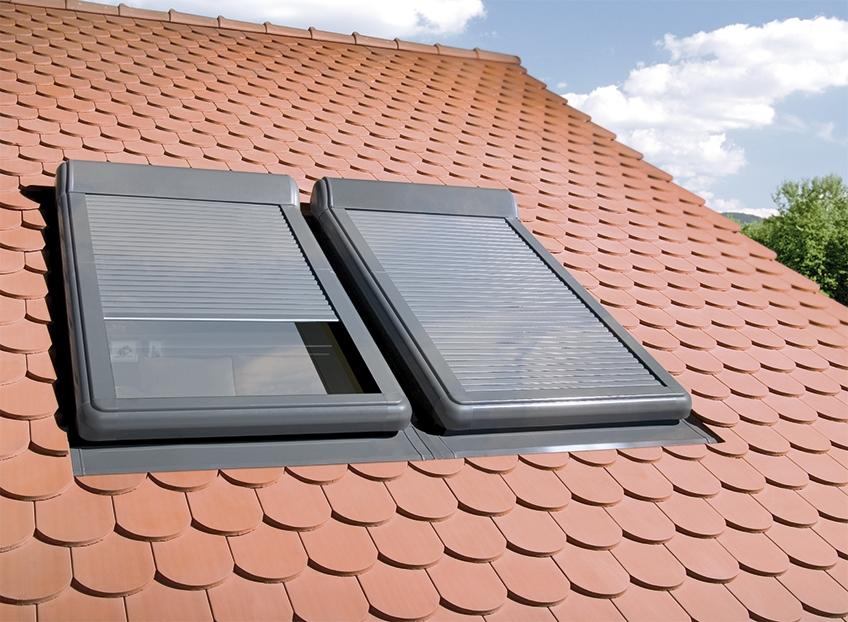 Volets Roulants Arz Z Wave Et Arz Solar Fakro