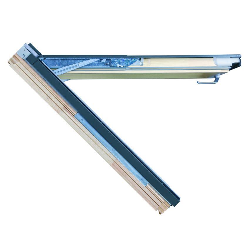 Fakro introduit nouvelle fen tre de toit projection et for Fakro fenetre de toit